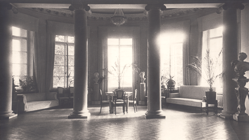 Дом отдыха, 60-е гг. ХХ века