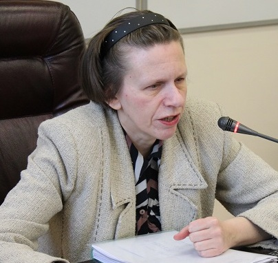 Алла Коломенская