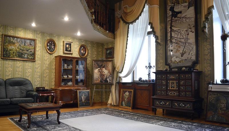 Музей-квартира флорентийской мозаики