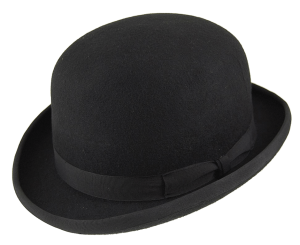 черная шляпа пнг-min