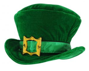 зеленая шляпа пнг-min