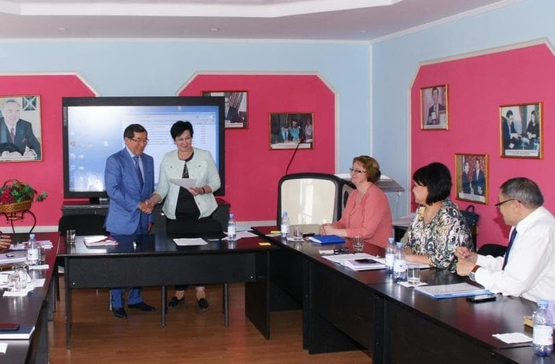 Программы повышения квалификации Кочубей-центра вышли на международный уровень