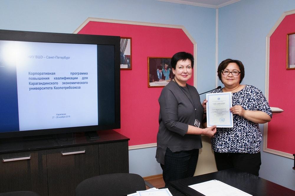 Сотрудничество с Казахстаном развивается