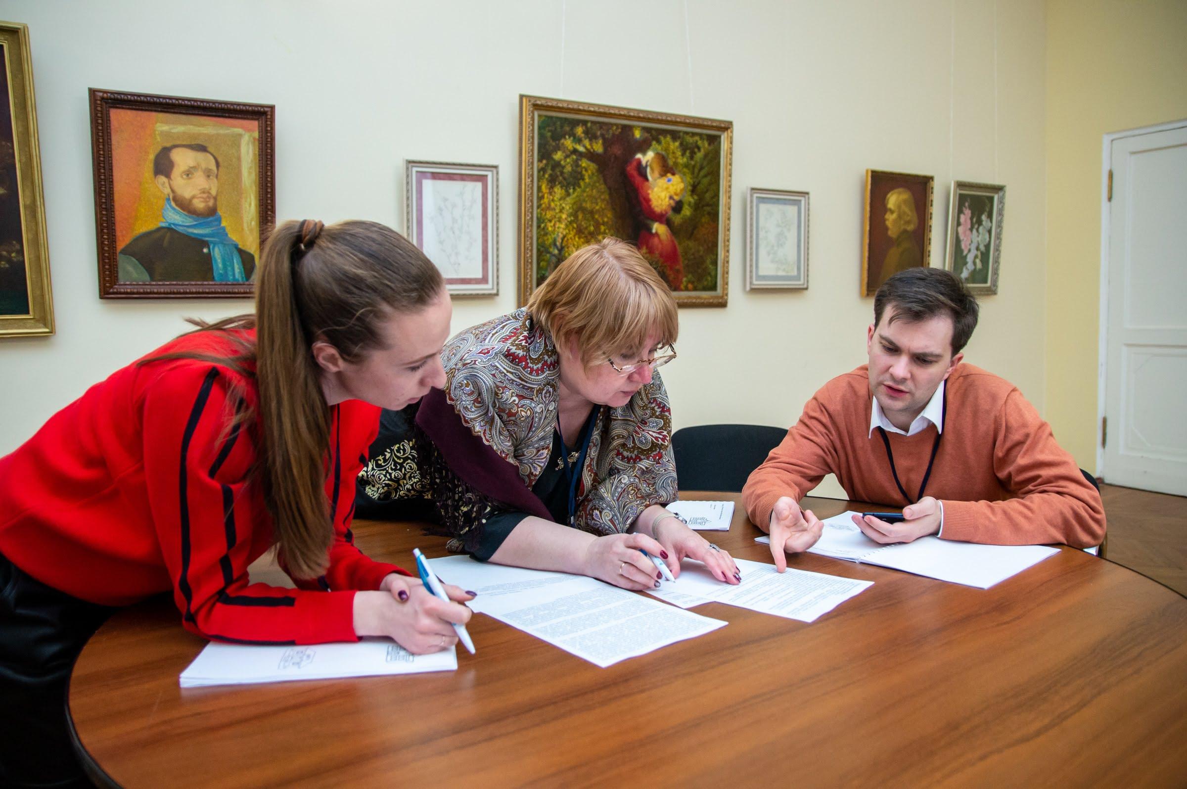 Kоманда СУНЦ УрФУ, прошедшая обучение по корпоративной программе Кочубей-центра.